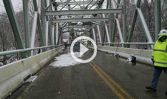 Innovation - Thinking Outside the Box Reopens MD 355 Bridge over the Monocacy River Sooner