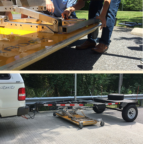 Innovation - New Step Frequency Ground Penetrating Radar Improves Bridge Inspections