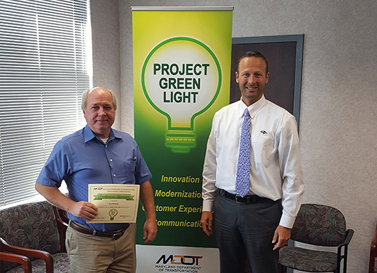 Innovation - Project Green Light is a Go