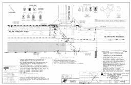 MDSHA: Signal Plan Locator - Plans