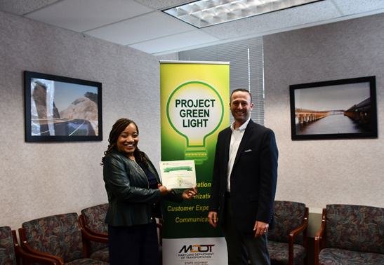 Modernization - NEW Approved Project Green Light Initiative Underway!