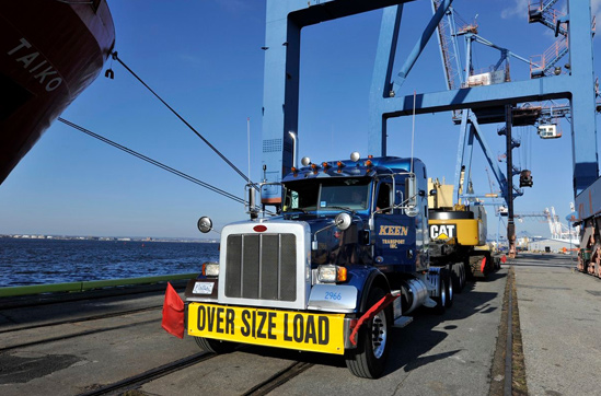 Modernization - The Maryland One Integrated Hauling Permits System DELIVERS - No Waiting, No Fees
