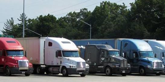 Modernization - Study Looking to Solve Truck Parking Shortage
