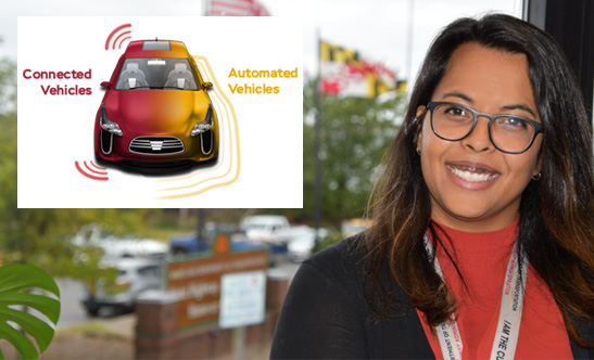 Maryland is among 14 states testing automated vehicles, says CAV Program Manager Carole Delion.