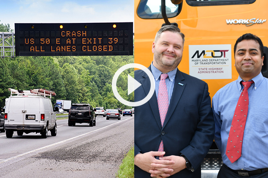Modernization - TSMO: Getting Information to Drivers Quickly, and Streamlining Roadway Operations