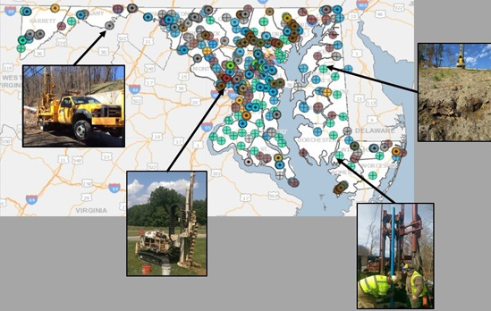 Modernization - UPDATE - the Office of Materials Technology (OMT) Earns National Recognition for GIS-Based Subsurface Exploration System